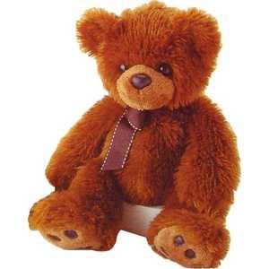 Aurora Медведь тёмно-коричневый 70 см 41-102 aurora медведь 50 см