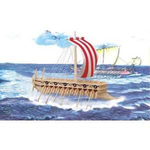 Wooden Toys Модель деревянная сборная Финикийский парусник P130 мужские часы casio bem 511d 1a