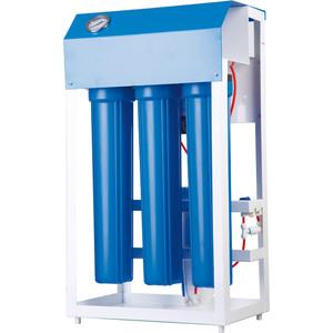Фильтр обратного осмоса Гейзер Престиж 3 ПЛюкс с автоматической промывкой (3х3012) (20271)
