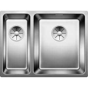 Мойка кухонная Blanco Andano 340/180-if без клапана-автомата правая (522973/518319) кухонная мойка blanco andano xl 6 s if compact