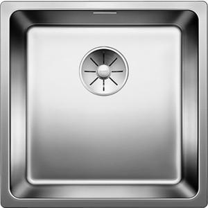 Мойка кухонная Blanco Andano 400-if без клапана-автомата (522957/518311) мойка andano 700 if 518616 blanco