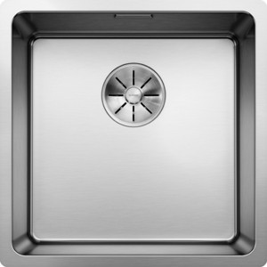 Мойка кухонная Blanco Andano 400-u без клапана-автомата (522959/518309) blanco andano 340 180 u с клапаном автоматом левая 518322