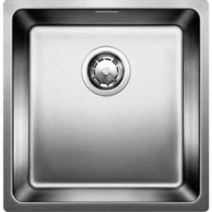 Мойка кухонная Blanco Andano 400-u с клапаном-автоматом (518310) blanco andano 400 400 if