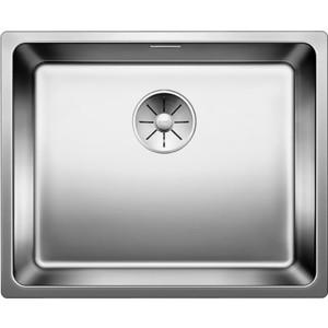 Мойка кухонная Blanco Andano 500-if без клапана-автомата (522965/518315) мойка andano 700 if 518616 blanco
