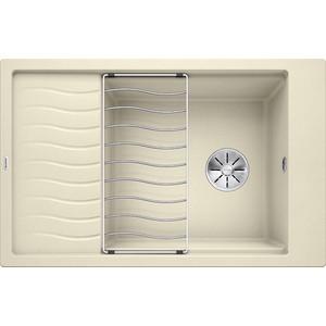 Мойка кухонная Blanco Elon xl 6 s жасмин с клапаном-автоматом (518740) мойка кухонная blanco elon xl 6 s жасмин с клапаном автоматом 518740