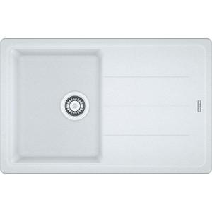 Кухонная мойка Franke BFG 611 белый (114.0259.929) мойка кухонная franke ronda rog 611 ваниль 114 0296 605