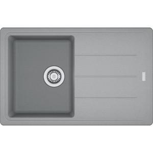 Кухонная мойка Franke BFG 611 серый (114.0259.930) кухонная мойка ukinox grp 693 503 15gt8p 1r