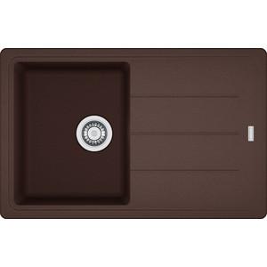 Кухонная мойка Franke BFG 611 шоколад (114.0259.914) кухонная мойка ukinox grp 693 503 15gt8p 1r