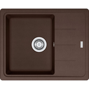 Кухонная мойка Franke BFG 611 C шоколад (114.0280.844)