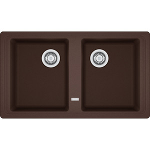 Кухонная мойка Franke BFG 620 шоколад (114.0296.702) мойка кухонная franke etx 620 50 1 1 2 без перелива нерж полиров 101 0030 481