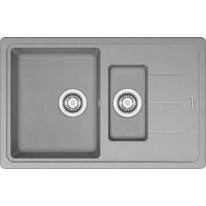 Кухонная мойка Franke BFG 651-78 серый (114.0280.897) 114 0175 358 мойка кухонная rog 610 41 сахара ronda franke