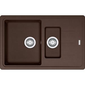 Кухонная мойка Franke BFG 651-78 шоколад (114.0280.883) 114 0175 358 мойка кухонная rog 610 41 сахара ronda franke