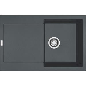 Кухонная мойка Franke MRG 611 графит (114.0280.709) franke mrg 611c beige
