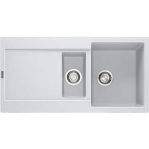 Мойка кухонная Franke Mrg 651 эксц обор белый (114.0201.289)  franke jag 651 белый