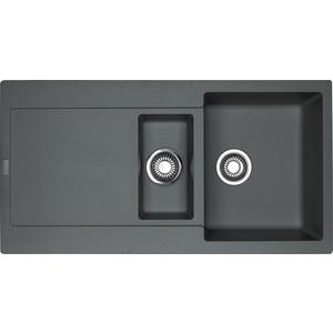 Мойка кухонная Franke Mrg 651 графит (114.0201.285) franke mrg 651 78 3 серебристый