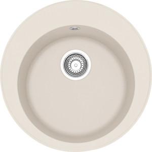 Кухонная мойка Franke ROG 610 ваниль (114.0296.603) мойка круглая стандарт d480х190мм черный гранит