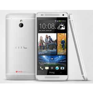 Мобильный телефон HTC One Mini Silver