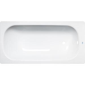 Ванна стальная ВИЗ Donna Vanna 150x70x40 с ножками, без ранта (DV-53901) ванна стальная виз antika 170x70x40 с ножками с рантом a 70001