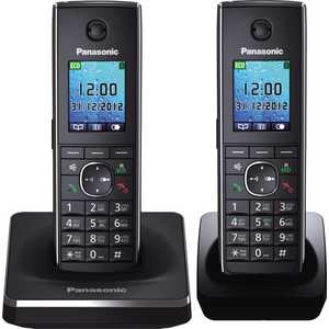 Радиотелефон Panasonic KX-TG8552RUB радиотелефон panasonic kx tg8551 rub black