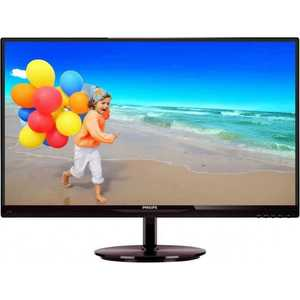 Монитор Philips 224E5QSB монитор philips 224e5qsb black