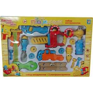 Набор инструментов 1Toy Малыш-Профи Т55992