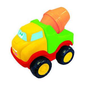 Kiddieland Развивающая игрушка Бетономешалка Kid 050039 kiddieland развивающая игрушка космический корабль kid 045898