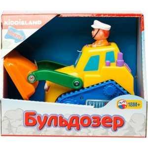 Kiddieland Развивающая игрушка ''Бульдозер'' Kid 049874