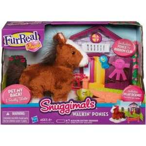 Ходячий пони Hasbro FurRealFriends. коричневый (A2011) A2536