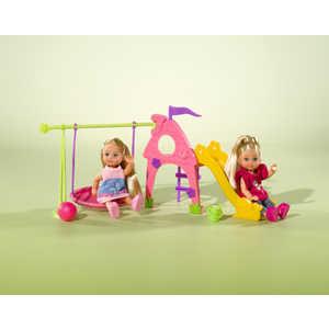 Кукла Simba Evi Love 2 Еви на детской игровой площадке 5735865
