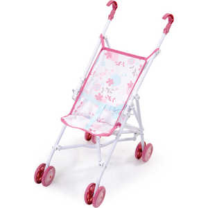 Smoby Прогулочная коляска Baby Nurse 24063 прогулочная коляска cool baby kdd 6699gb t fuchsia light grey