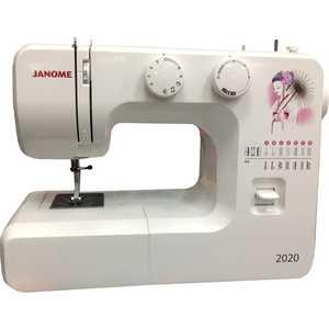 Швейная машина Janome 2020 швейная машинка janome sew mini deluxe
