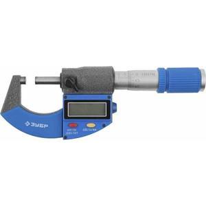 Микрометр цифровой Зубр МКЦ 25 0-25мм 0.001мм