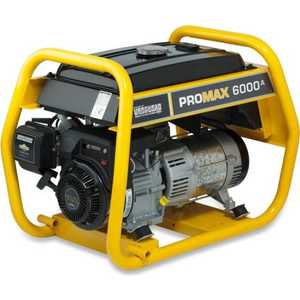 Генератор бензиновый Briggs and Stratton ProMax 6000A генератор бензиновый briggs
