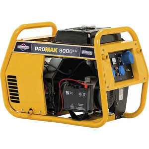 Генератор бензиновый Briggs and Stratton ProMax 9000EA