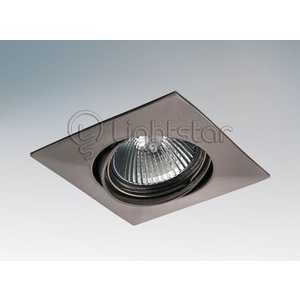 Точечный светильник Lightstar 11035 lightstar точечный светильник ottico 214419