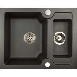 Мойка кухонная Kuppersberg Modena 1.5b black