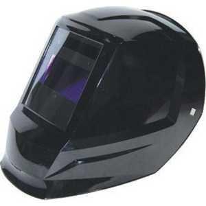 Сварочная маска Сварог 4001 F внутренняя регулировка (черная) ''Хамелеон''