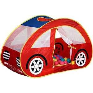 Игровая палатка Ching-Ching Машинка, 130x70x80см + 100 шаров (CBH-07)