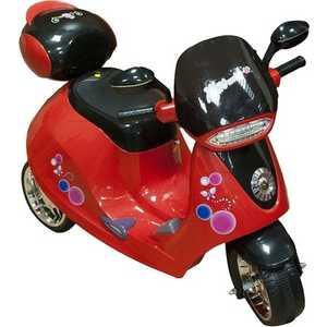 Электромотоцикл Shine Ring Mini BMW (красный) SR8818 rivertoys велосипед электромотоцикл 2в1 o777oo белый зеленый красный оранжевый синий