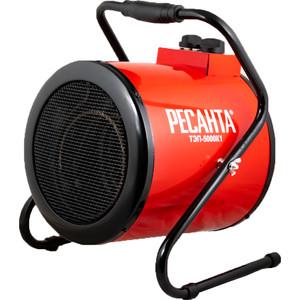 Электрическая тепловая пушка Ресанта ТЭП-5000К1 приточная вентиляция купить в рязани