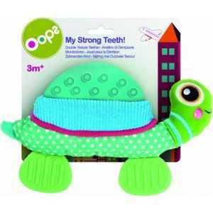 Oops Игрушка развивающая Черепаха O 11006.00 мягкие игрушки oops игрушка павлин