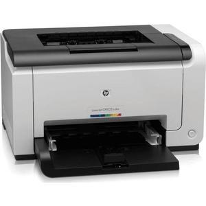 Принтер HP Color LaserJet Pro 1025nw (CE918A)