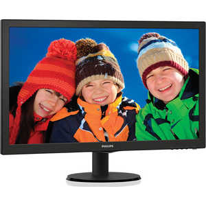 Монитор Philips 273V5LSB black philips shl4600 black