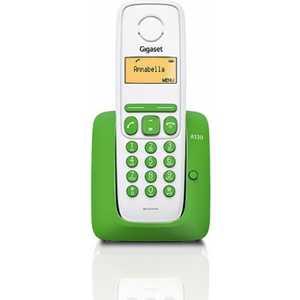 Радиотелефон Gigaset A130 зеленый