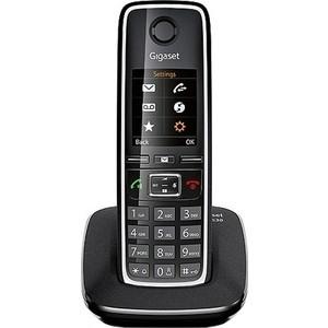 Радиотелефон Gigaset C530 чёрный радиотелефон siemens gigaset c530