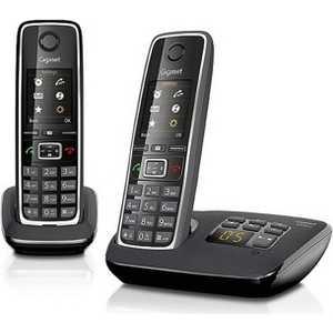Радиотелефон Gigaset C530 A Duo gigaset c530 duo