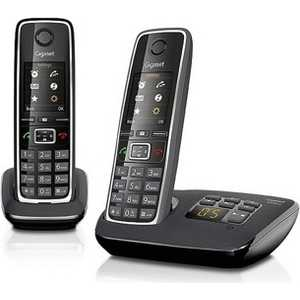 Радиотелефон Gigaset C530 A Duo телефон gigaset c530