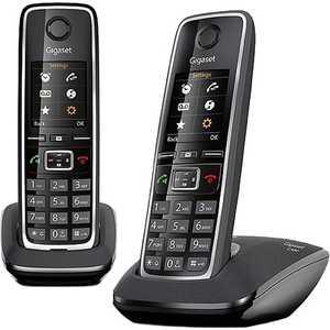 Радиотелефон Gigaset C530 Duo радиотелефон siemens gigaset c530
