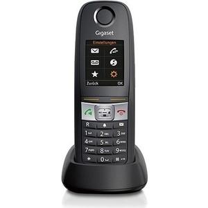 Радиотелефон Gigaset E630A телефон dect gigaset l410 устройство громкой связи