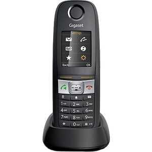 Аксессуар Siemens E630H (доп. трубка к E630) трубка для беспроводных телефонов gigaset e630h black